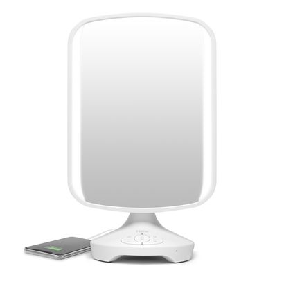 iHome_CV3BT3W_Mirror_charging