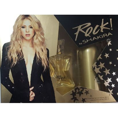 Estuche  Shakira Rock